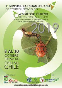1er Simposio Latinoamericano de Control Biológico / 4° Simposio Chileno de Control Biológico @ Termas de Chillán