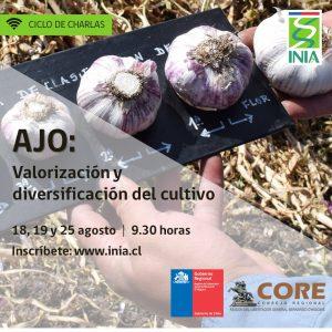 """Seminario de Cierre  Proyecto FIC: """"Valorización y diversificación del Cultivo del Ajo"""""""